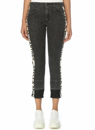 Stella McCartney Jean Pantolon Siyah